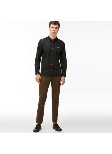 Lacoste Erkek Slim Fit Pantolon HH2004.04K Kahve